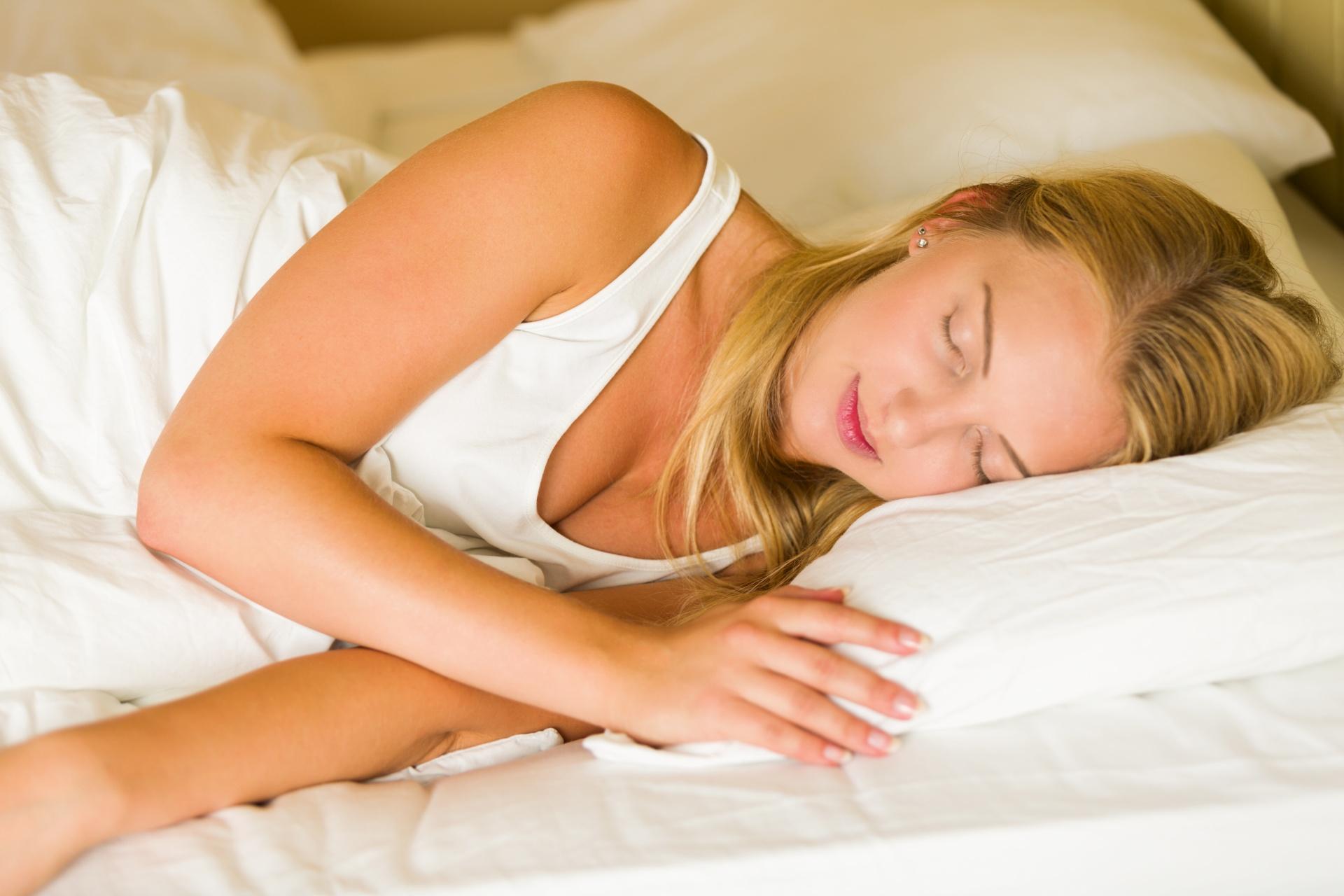 Melhore o seu sono.