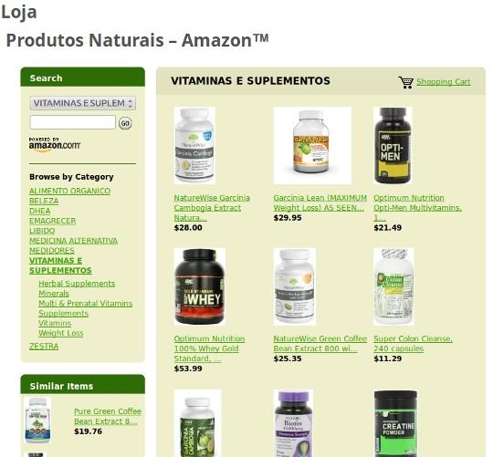 A melhor Loja de Produtos Naturais que Entrega em todo o Mundo