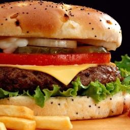 Fast-Food Ligada a Asma, Eczema e Rinite
